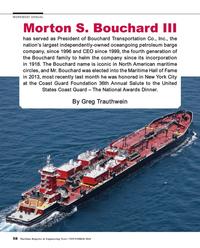 Maritime Reporter Magazine, page 58,  Nov 2016