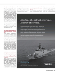 Maritime Reporter Magazine, page 59,  Nov 2016