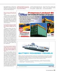 Maritime Reporter Magazine, page 61,  Nov 2016