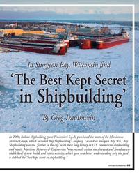 Maritime Reporter Magazine, page 65,  Nov 2016
