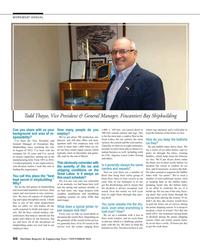 Maritime Reporter Magazine, page 66,  Nov 2016