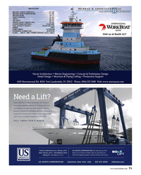 Maritime Reporter Magazine, page 71,  Nov 2016