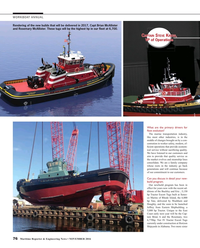 Maritime Reporter Magazine, page 76,  Nov 2016
