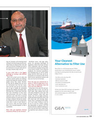 Maritime Reporter Magazine, page 77,  Nov 2016