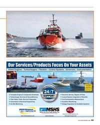 Maritime Reporter Magazine, page 85,  Nov 2016