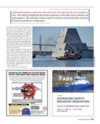 Maritime Reporter Magazine, page 93,  Nov 2016