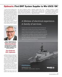Maritime Reporter Magazine, page 9,  Dec 2016