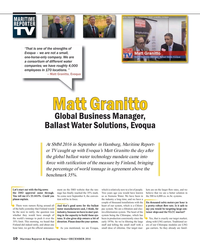 Maritime Reporter Magazine, page 10,  Dec 2016