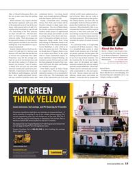 Maritime Reporter Magazine, page 13,  Dec 2016
