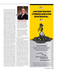 Maritime Reporter Magazine, page 15,  Dec 2016