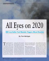 Maritime Reporter Magazine, page 24,  Dec 2016