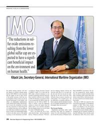 Maritime Reporter Magazine, page 26,  Dec 2016