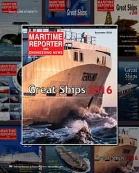 Maritime Reporter Magazine, page 30,  Dec 2016