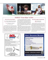 Maritime Reporter Magazine, page 41,  Dec 2016