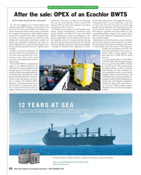 Maritime Reporter Magazine, page 52,  Dec 2016