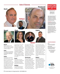 Maritime Reporter Magazine, page 4,  Dec 2016