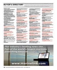 Maritime Reporter Magazine, page 58,  Dec 2016