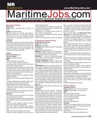 Maritime Reporter Magazine, page 59,  Dec 2016