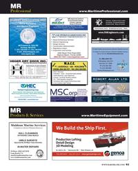 Maritime Reporter Magazine, page 61,  Dec 2016