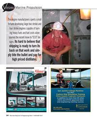 Maritime Reporter Magazine, page 24,  Jan 2017