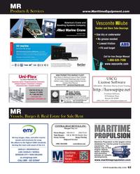 Maritime Reporter Magazine, page 63,  Jan 2017