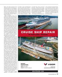Maritime Reporter Magazine, page 15,  Feb 2017