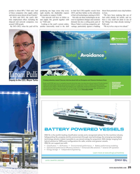 Maritime Reporter Magazine, page 25,  Feb 2017