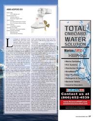 Maritime Reporter Magazine, page 27,  Feb 2017