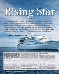 Maritime Reporter Magazine, page 30,  Feb 2017
