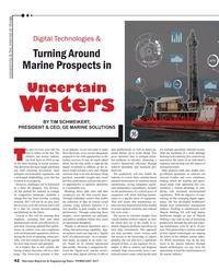 Maritime Reporter Magazine, page 42,  Feb 2017