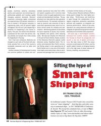 Maritime Reporter Magazine, page 44,  Feb 2017