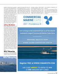 Maritime Reporter Magazine, page 51,  Feb 2017