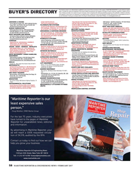Maritime Reporter Magazine, page 58,  Feb 2017