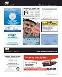 Maritime Reporter Magazine, page 61,  Feb 2017