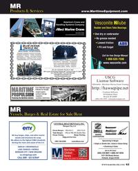 Maritime Reporter Magazine, page 63,  Feb 2017
