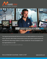 Maritime Reporter Magazine, page 3rd Cover,  Feb 2017