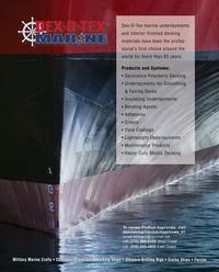 Maritime Reporter Magazine, page 4th Cover,  Feb 2017