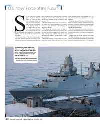 Maritime Reporter Magazine, page 22,  Mar 2017