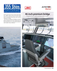 Maritime Reporter Magazine, page 23,  Mar 2017