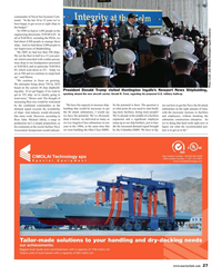Maritime Reporter Magazine, page 27,  Mar 2017