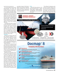 Maritime Reporter Magazine, page 31,  Mar 2017