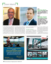 Maritime Reporter Magazine, page 40,  Mar 2017