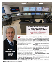 Maritime Reporter Magazine, page 60,  Mar 2017