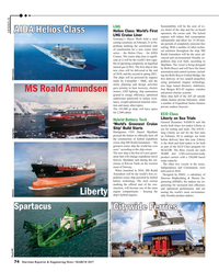 Maritime Reporter Magazine, page 74,  Mar 2017