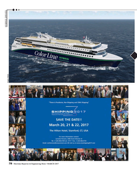 Maritime Reporter Magazine, page 78,  Mar 2017