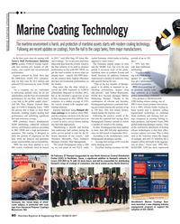 Maritime Reporter Magazine, page 80,  Mar 2017