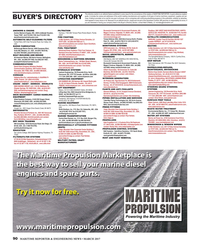Maritime Reporter Magazine, page 90,  Mar 2017