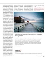Maritime Reporter Magazine, page 17,  Apr 2017