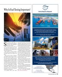 Maritime Reporter Magazine, page 21,  Apr 2017