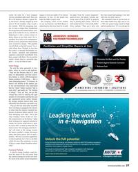 Maritime Reporter Magazine, page 27,  Apr 2017